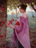 Ariana Richards un premiado pintor y actriz Fine A...
