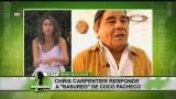 Christopher Carpentier responde a Coco