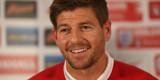Liverpool E Inglaterra El capitán Steven Gerrard c...
