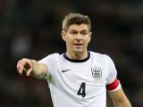 Steven Gerrard El capitán de Inglaterra puede deja...