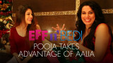 Cómo Pooja se aprovecha de Aalia Eff N
