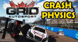 Grid Autosport Crash Física Grid Autosport Exclusi...