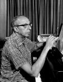 Aaron Copland en 1962 de un