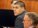 Aaron Hernandez Audiencia en caso de doble asesina...