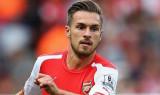 Aaron Ramsey podría perder el partido de Arsenal c...