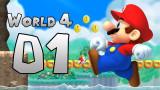 Nuevo Super Mario Bros Wii World 4 Part