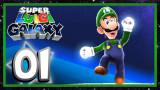 Parte 1 Grand Star Rescue Super Mario Galaxy