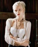 Abbey modelo australiano Lee Kershaw