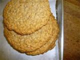 Receta Kosher de la galleta de la harina de avena...