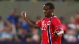 Abdisalam Ibrahim emocionado por Olympiakos despué...