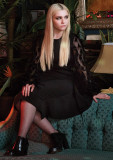 Abigail Breslin Bust Magazine