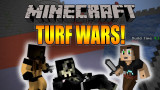 Minecraft TURF WARS FORTS W AciDic BliTzz Kricken