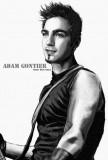 Adam Gontier HairStyle Hombres Cabellos Hombres Ca...
