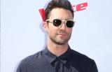 ADAM LEVINE El cantante de rock Maroon 5 Adam Levi...