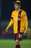 Adam Reach Adam Reach de Bradford City en acción d...