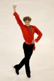 Adam Rippon Adam Rippon compite en el programa cor...