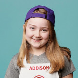MasterChef Jr. Addison Osta Smith Betty Gilpin Ele...