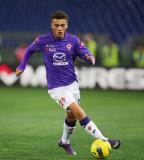 Adem Ljajicdem Ljajic deCF Fiorentina en acción du...