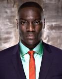 Adewale AkinnuoyeAgbaje elenco como asesino Croc p...