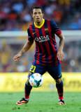 Adriano Correia Adriano Correia, del FC Barcelona,