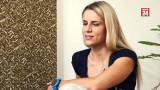 Adrienne Kolesz r ist Sachsens fitteste Polizistin...