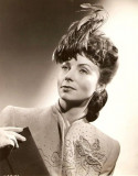 Agnes Moorehead HOORAY para Hollywood