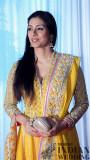 Bollywood bailarina Ahana Deol s colorido