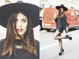 Sombrero de Aida Domenech Aida D Zara Falda del vi...