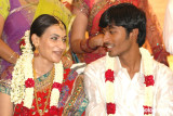 Hija Aishwarya Dhanush Fotos de matrimonio dhanush