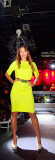 Aisslynn Hotung Modelado