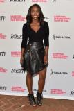 Aja Naomi King asiste a Varietys 10 para ver el br...