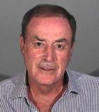 Al Michaels fue arrestado por conducir bajo la inf...
