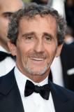 Alain Prost Alain Prost asiste al estreno de Cleop...