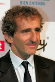Alain Prost Altura de Peso