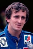 Alain Prost será homenajeado en el Festival Goodwo...