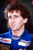 Alain Prost Williams Adelaide 1993