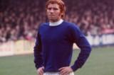 La leyenda de Everton Alan Ball se honra en el nue...