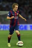 Alen Halilovic Alen Halilovic del FC Barcelona en...