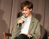 Imágenes de Alex Lawther Imitation Game Screening