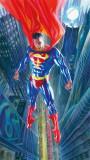 Superman Obra de arte Alex Ross Grim gárgolas y su...