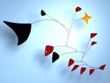 113 º cumpleaños de Alexander Calder