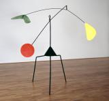 Alexander Calder Sin título 1937 Acero 228 x 203 x...