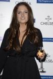 Alexandra Felstead hizo en el lanzamiento del perf...