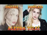 Aleyna Tilki ncesi ve