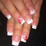 Uñas de gel Uñas de uñas y uñas