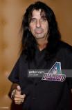 Alice Cooper durante el 2002 ESPY Awards KickOff P...