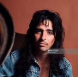 Retrato de la cantante de rock estadounidense Alic...