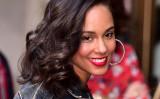 Alicia Keys fue a MakeupFree a los premios BET y L...