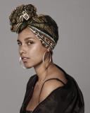 Alicia Keys Habla No Make Up Photo Shoot para la O...