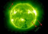 OVNI observa diariamente la actividad OVNI en la ó...